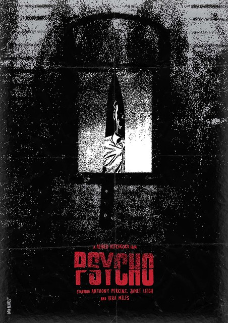 Psycho by Daniel Norris - @DanKNorris on Twitter.