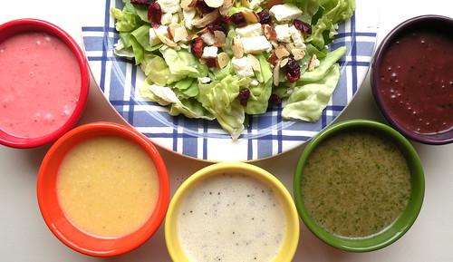 MF Salad Dressings