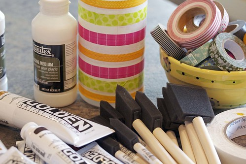 intuitive painting supplies