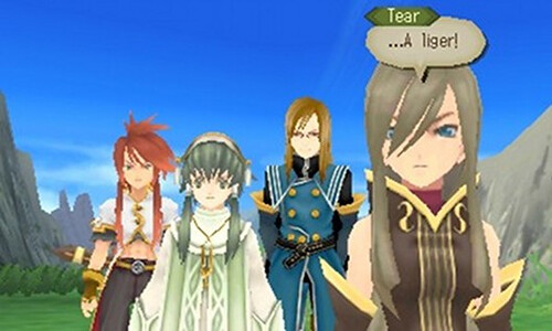 Tales of the Abyss - convo