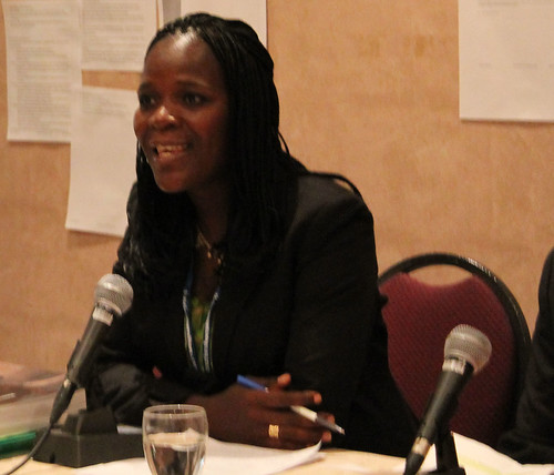 Kstar 2012: Glowen Kyei-Mensah shares her experience working in collaboration with civil society