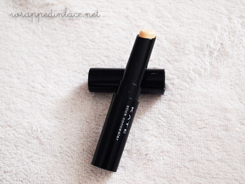 Kanebo KATE Stick Concealer Review