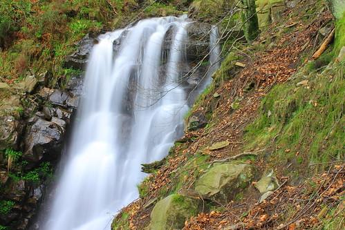 Cascada , efecto seda #EH #Photography #Flickr #Foto 0116