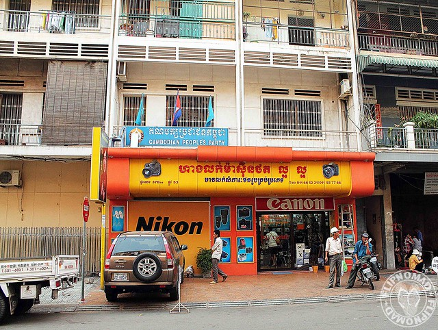 Where to Buy DSLR in Phnom Penh Cambodia
