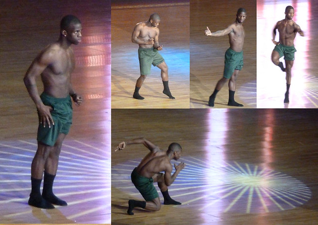Ade Chike Torbert, final of show, Minsk 2012,