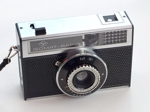 Agfa Isomat-Rapid by pho-Tony