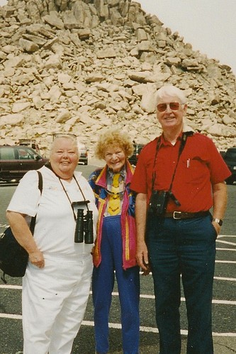 Suzi, Nancy Pate, & Myron