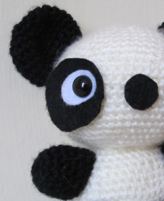 Amigurumi Panda Hakeln : Amigurumi Panda Flickr - Photo Sharing!