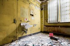 Hudson River State Hospital - Poughkeepsie, NY - 2012, Mar - 14.jpg by sebastien.barre