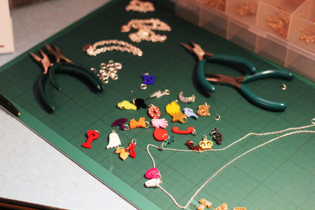 tatty devine jewellery making