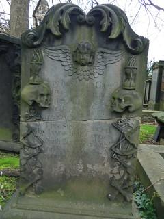 St Dunstan's Cemetery, Edinburgh