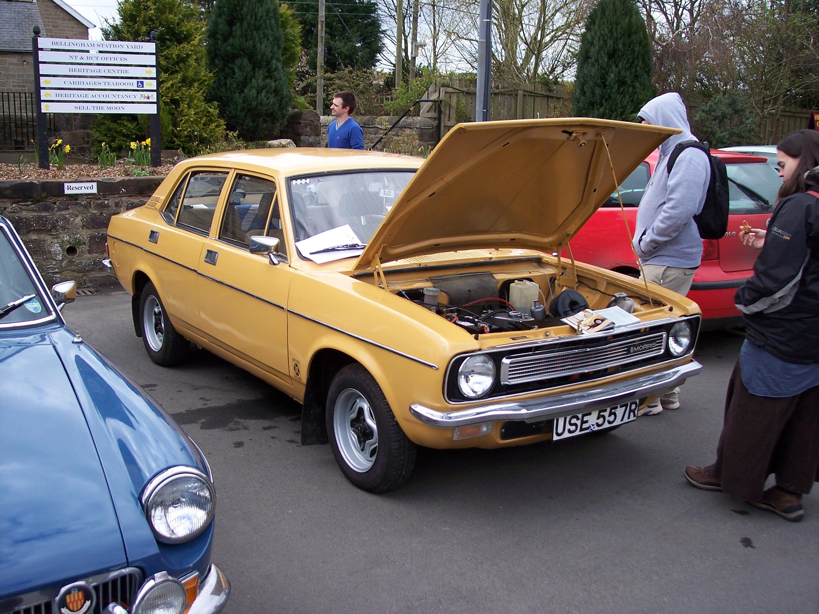 Collingwood Car Show