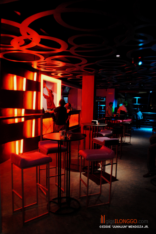 Club Aura Terrace Bar