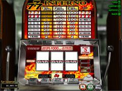 Triple 7s Inferno