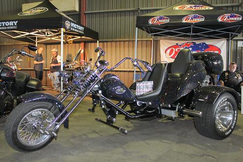 Oz Trike Chopper