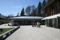 Kasse & Kiosk - Schloß Linderhof