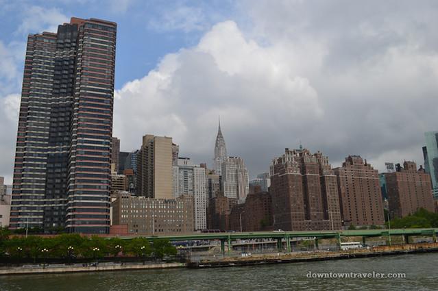 Manhattan Skyline Chrystler Building