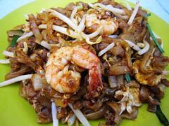 Fried shrimp rice noodle 炒貴刁 (粿條)