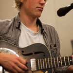 Johnny Flynn at WFUV