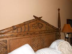 Master bedroom Kidani Village Animal Kingdom Lodge 1-bedroom 2-bedroom villa