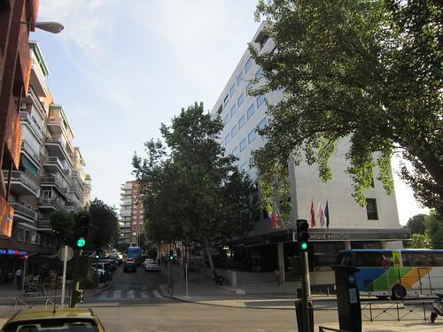 マドリードのホテル NH PARQUE AVENIDAS by Poran111