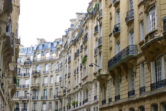 an architectural walk in the 16th arrondissement hotels