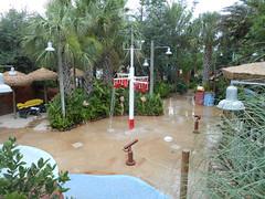 Splash Area at Animal Kingdom Lodge Kidani Village
