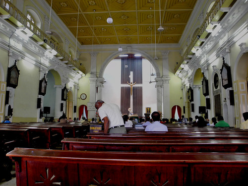 Catholic Church in Pettah Market