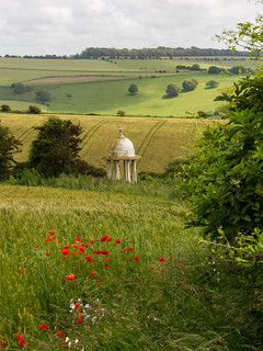 Image of The Chattri. uk public sussex europe flickr places southdowns geocity camera:make=canon exif:make=canon exif:iso_speed=80 exif:focal_length=225mm thechattri geostate geocountrys exif:model=canonpowershots90 camera:model=canonpowershots90 exif:lens=60225mm exif:aperture=ƒ80 geo:lon=0146905555555 geo:lat=50884180555555
