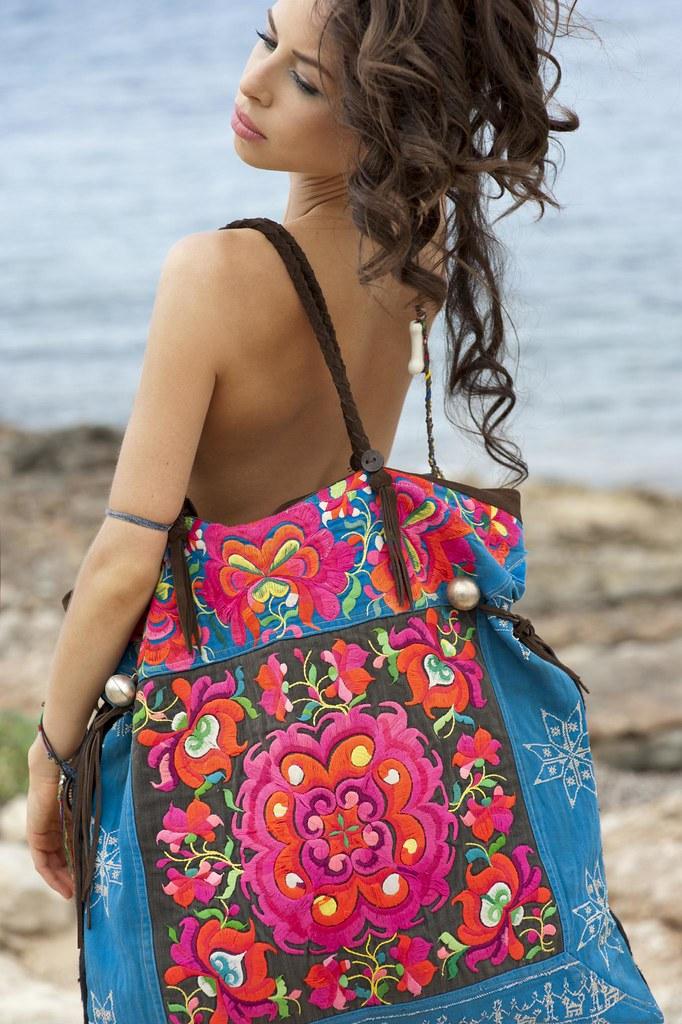 Ibiza Style Watch Peace Love Hippy Handbags By 07800 Ibiza White Ibiza Island Guide