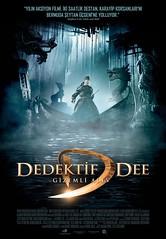 Dedektif Dee: Gizemli Alev - Detective Dee and the Mystery of Phantom Flame (2012)