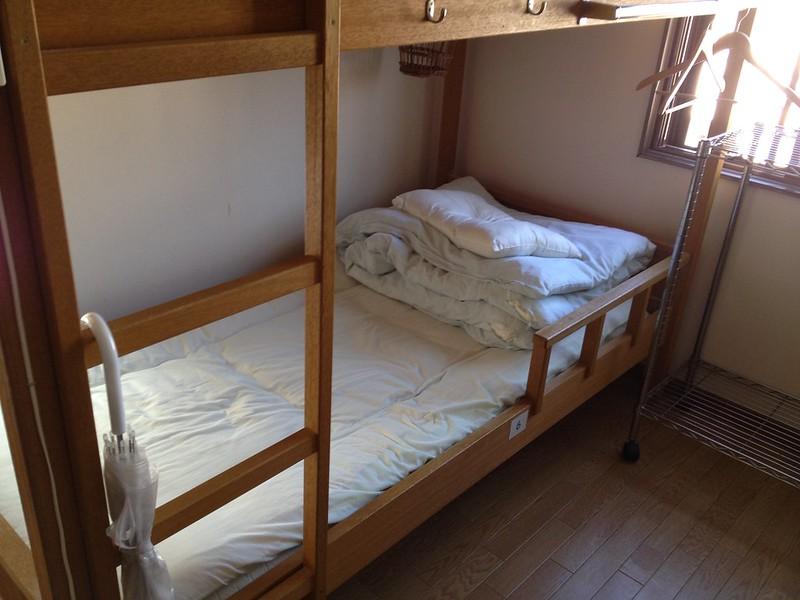 36日目の寝床