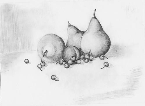 pears n cherries