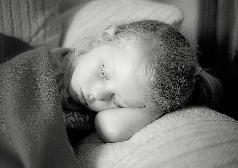 Taking a nap