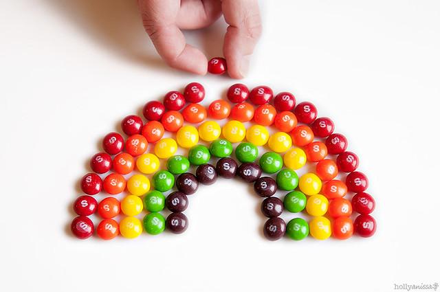 Week 27 ~ Addicted to the Rainbow