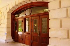 Mississippi State Capitol Modern Entrance