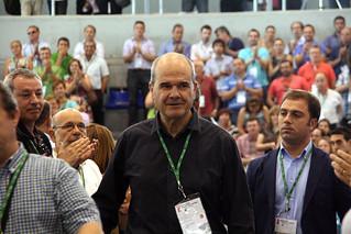 Clausura XII Congreso Regional PSOE-A