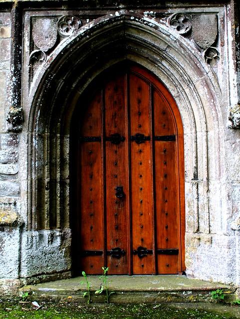 Church Door Brent Knoll Church Somerset Dailyshoot