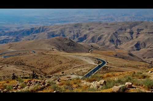 mountain landscape nikon amman jordan moses deadsea mountnebo
