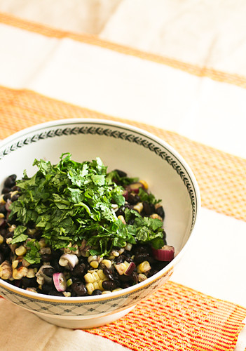 Roasted Corn and Black Bean Salad (5 of 5)