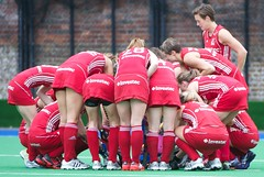 Women's International Hockey - Training Match - Great Britain Women  v South Africa Women
