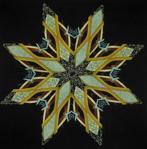 lemoyne star free pattern