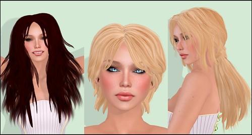 Mina Hair - HF 2012