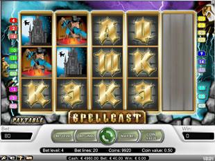 Spellcast slot game online review
