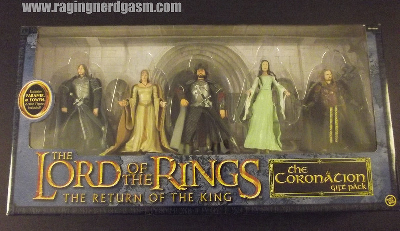 Lord of the Rings - The Coronation Gift Pack