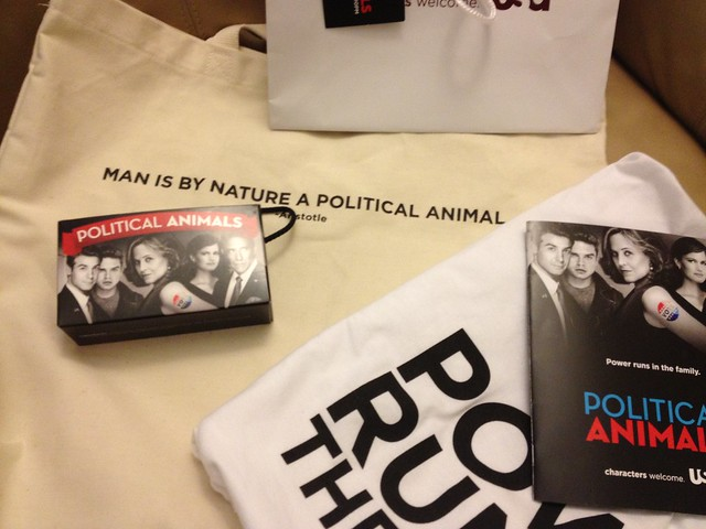 Political Animals Premiere and Afterparty