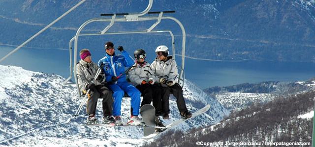 Bariloche - Neve