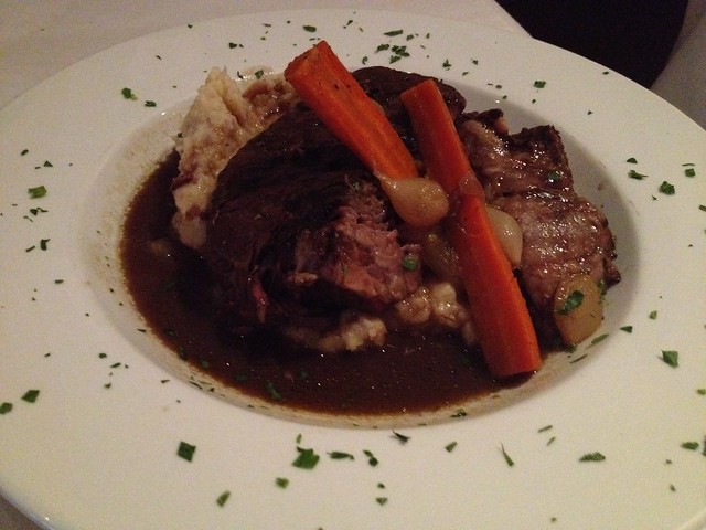 Yankee pot roast - Trio Restaurant