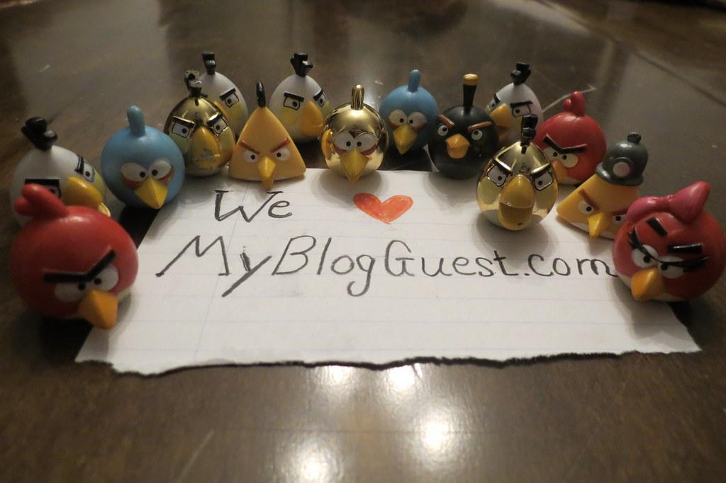 Angry birds love MyBlogGuest :) | seosmarty | Flickr