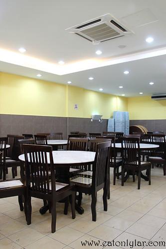 Interior, Restoran Jin Xuan Hong Kong Sdn Bhd